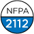 UL Certified to NFPA 2112 for Flash Fire